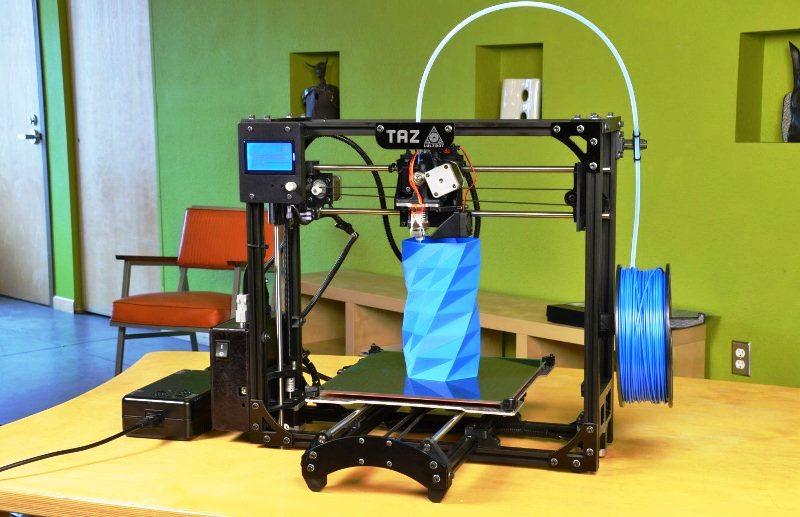 Cara Kerja Printer 3D Untuk Percetakan